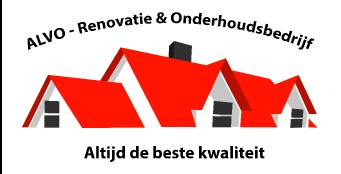 ALVO Renovatie & Onderhoudsbedrijf Logo